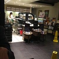 Photo taken at Starbucks by Sheerah on 2/14/2013