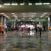 Photo taken at Stesen Sentral Kuala Lumpur by Sarbjit S. on 2/1/2013