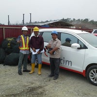 Photo taken at Kawasan Industri Kiic by Mulyono H. on 3/28/2014
