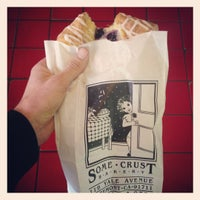 Photo taken at Some Crust Bakery by Whit S. on 11/17/2012