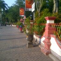 Photo taken at Alun-Alun Trenggalek by Nindia Puspita M. on 8/6/2014