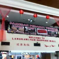 Photo taken at Langkawi Fair Shopping Mall by Bob E. on 2/11/2013