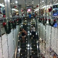 Photo taken at Shopping Jardim das Américas by Venâncio F. on 12/16/2012