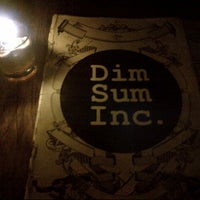 Photo taken at Dim Sum Inc. by theresia y. on 10/12/2012
