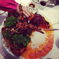 Photo taken at Golden Century Seafood Restaurant by Winnie L. on 2/14/2013