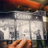 Photo taken at iStore Tunis City by Antar W. on 11/6/2012