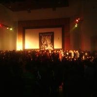 Photo taken at Auditorium RRI by Iwant K. on 2/15/2014