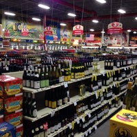 Photo taken at Lee's Discount Liquor by Eli T. on 12/24/2013