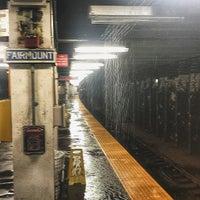 Photo taken at SEPTA BSL/TRL Girard Station by Jake S. on 4/20/2015