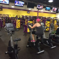 Photo taken at Planet Fitness by Lisa G. on 4/8/2015