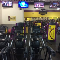 Photo taken at Planet Fitness by Lisa G. on 1/9/2016