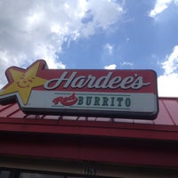 Photo taken at Hardee's / Red Burrito by Kevin E. on 6/10/2014