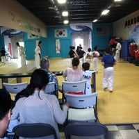 Photo taken at Lee's Taekwondo by Kai S. on 2/15/2014