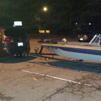 Photo taken at St. Louis County Commuter Lot 2 by Joshua P. on 6/28/2014