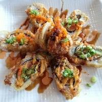 Photo taken at C U Sushi by Stephanie P. on 5/28/2013