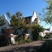 Photo taken at Chimney Rock Winery by Lori T. on 10/28/2012