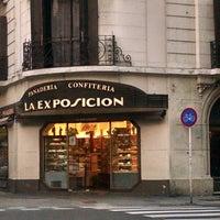 Photo taken at La Exposicion by Marce C. on 11/22/2014