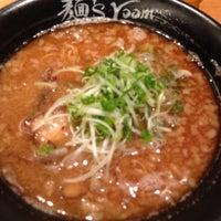 Photo taken at 麺's room 神虎 なんば店 by wataru k. on 10/30/2012