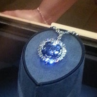 Photo taken at Hope Diamond Exhibit by Kendall W. on 8/25/2012