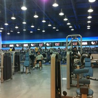 Photo taken at Fitness First by Puttipong B. on 3/31/2012