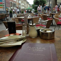 Photo taken at Wiener Caféhaus by kokkak on 7/26/2013