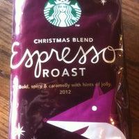 Photo taken at Starbucks by Bill G. on 11/14/2012