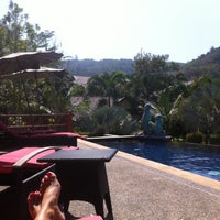 Photo taken at Thai Modern Resort & Spa by Natalia S. on 2/15/2014