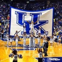 Photo taken at Rupp Arena by Keystone 8. on 12/8/2012