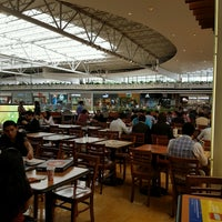 Photo taken at Oakland Mall Food Court by Pedro C. on 9/2/2016