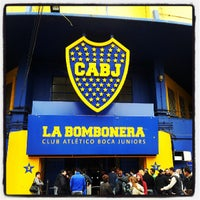 Foto tirada no(a) Estadio Alberto J. Armando (La Bombonera) por Matias H. em 7/8/2013