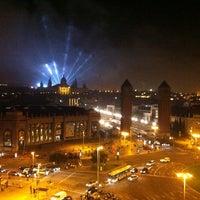 Photo taken at Arenas de Barcelona by Ferran F. on 10/20/2012