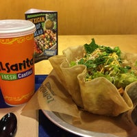 Photo taken at Salsarita's Fresh Cantina by Winston L. on 7/24/2015