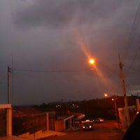 Photo taken at Carmo do Paranaíba - MG by Fernando F. on 2/16/2014