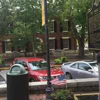 Photo taken at The Public Square - Dahlonega by Kimilee B. on 7/23/2016