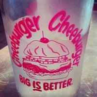 Photo taken at Cheeburger Cheeburger by Paul M. on 6/28/2014