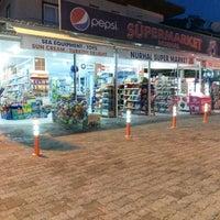 Photo taken at Nurhal Süpermarket&Apart_Pansiyon by Halil Harry M. on 5/4/2014