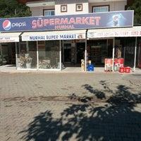 Photo taken at Nurhal Süpermarket&Apart_Pansiyon by Halil Harry M. on 4/1/2014