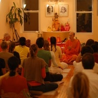 Photo taken at Sivananda Yoga Vedanta Center New York by Sivananda Yoga Vedanta Center New York on 2/17/2014
