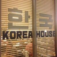 Photo taken at Korea House by Michael Aaron B. on 1/20/2013