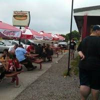 Photo taken at Red Caboose by B.j. C. on 6/21/2014