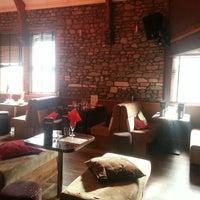 Photo taken at Mocka Lounge by Cheryl P. on 2/19/2014