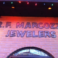 Photo taken at Marcozzi Jewelers by Santino M. on 12/28/2012