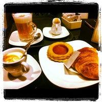 Photo taken at Boujì Café by Letizia M. on 12/4/2012