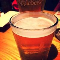 Photo taken at Applebee's by Derek H. on 10/13/2014