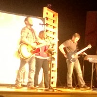 Photo taken at Hope Community Church-Holly Springs Campus by Kaitlynn G. on 3/9/2014
