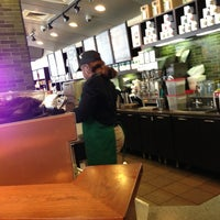 Photo taken at Starbucks by Mallory W. on 4/4/2013