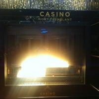 Photo taken at Casino de Mont-Tremblant by Dev P. on 1/27/2013