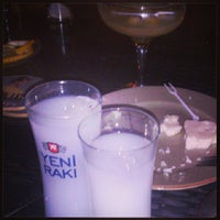 Photo taken at Aheste Cafe & Bar by anıl c. on 6/25/2013