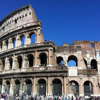 Photo taken at Colosseum by Oli S. on 6/25/2013