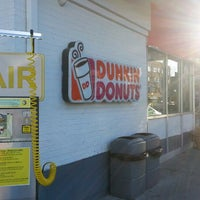 Photo taken at Dunkin' Donuts by Chris R. on 4/2/2013